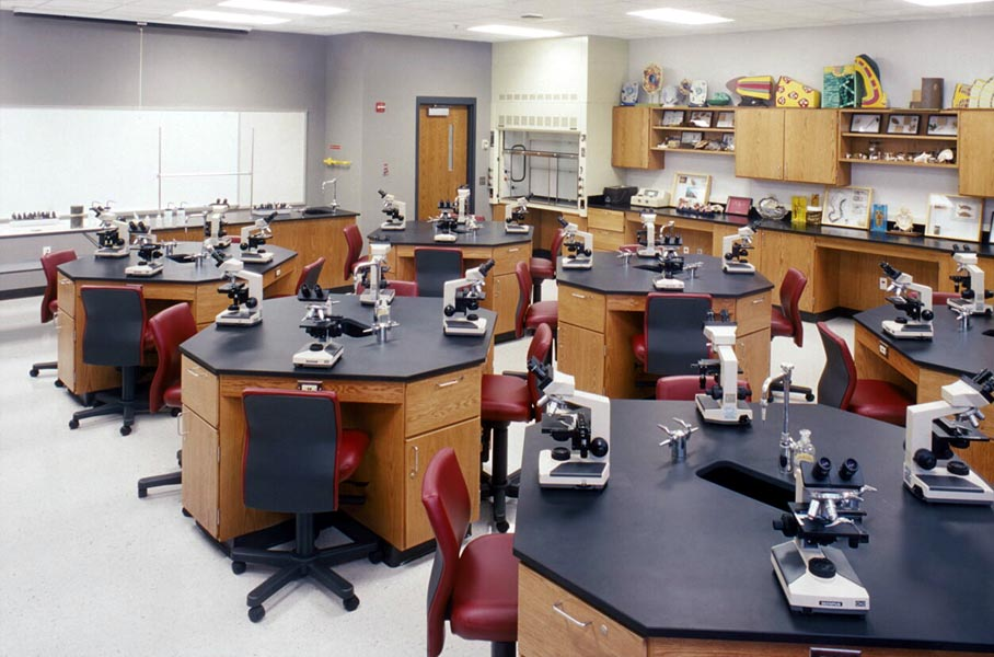 technology classrooms